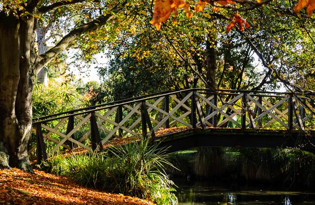 Mid Week Trip – Mona Vale Gardens with Liz