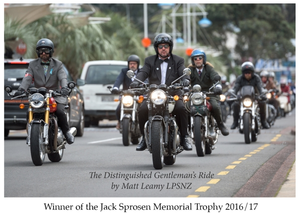 Jack Sprosen Memorial Trophy opens