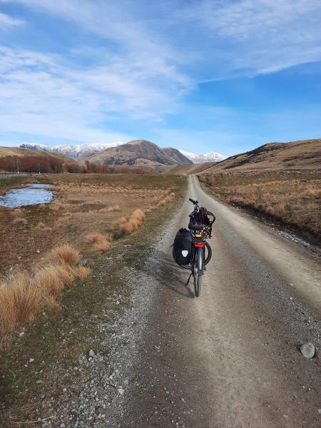 Maureen Thompson: The long Road