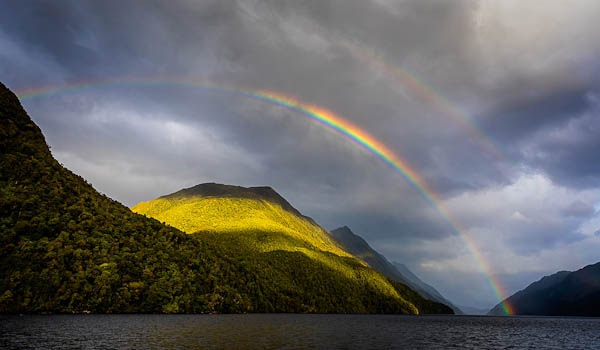 Carolyn Elcock: Rainbow