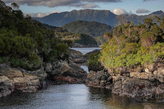 Maureen Pierre: View from Richard Henry Lookout, Pigeon Island