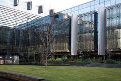 Judy Ashton: Courtyard of the Justice Precinct