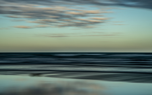 Barry Dench - seascape