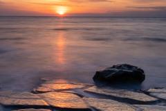 Otago Sunrise, Kaitaki Beach