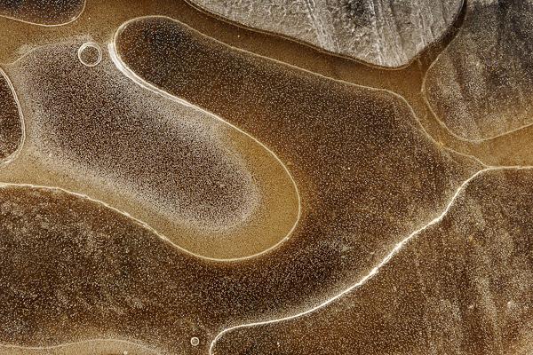 Ice pattern