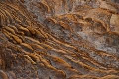 Volcanic rock Onawe Peninsula