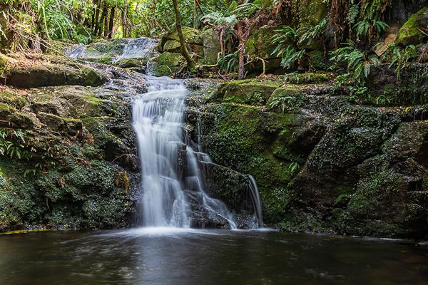 Hinawai Falls, Akaroa