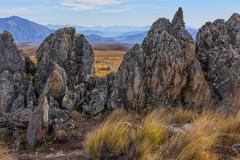Schist Rock, Hawkdun Range
