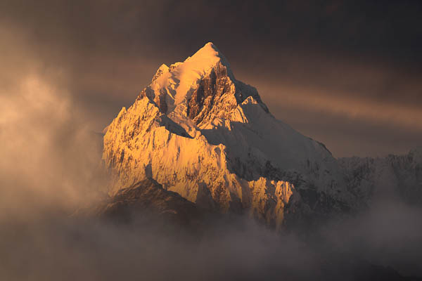 William Patino: Mt Cook Summit North
