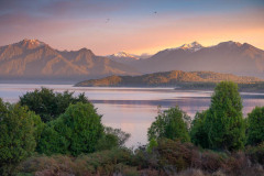 William Patino: Lake Manapouri