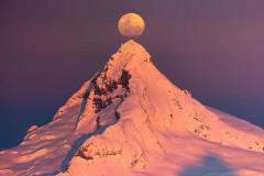 William Patino: Moon Mt Aspiring
