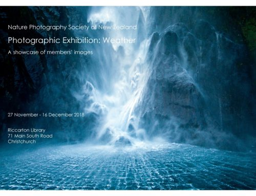 Photographic Exhibition: Weather