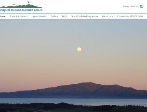 Register for Kapiti Island Overnight