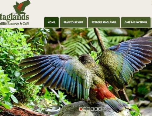 Register for Staglands Wildlife Reserve