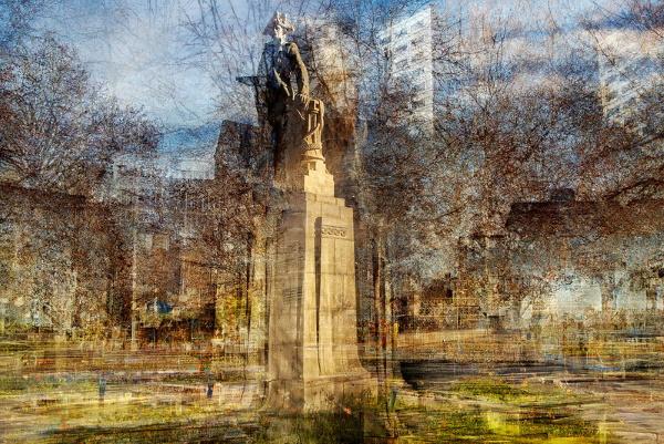 Kath Varcoe: Victoria Square