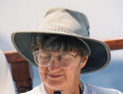 Obituary – Edith Mitchell