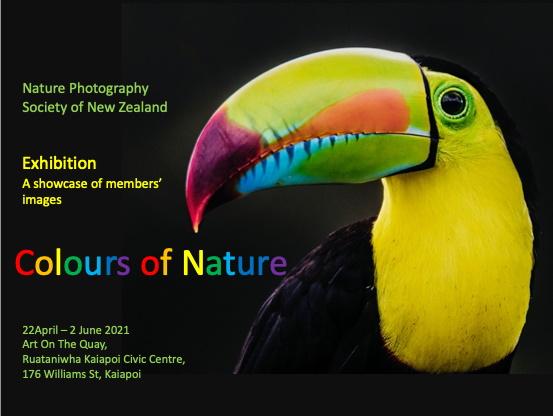 Colours Of Nature exhibition
